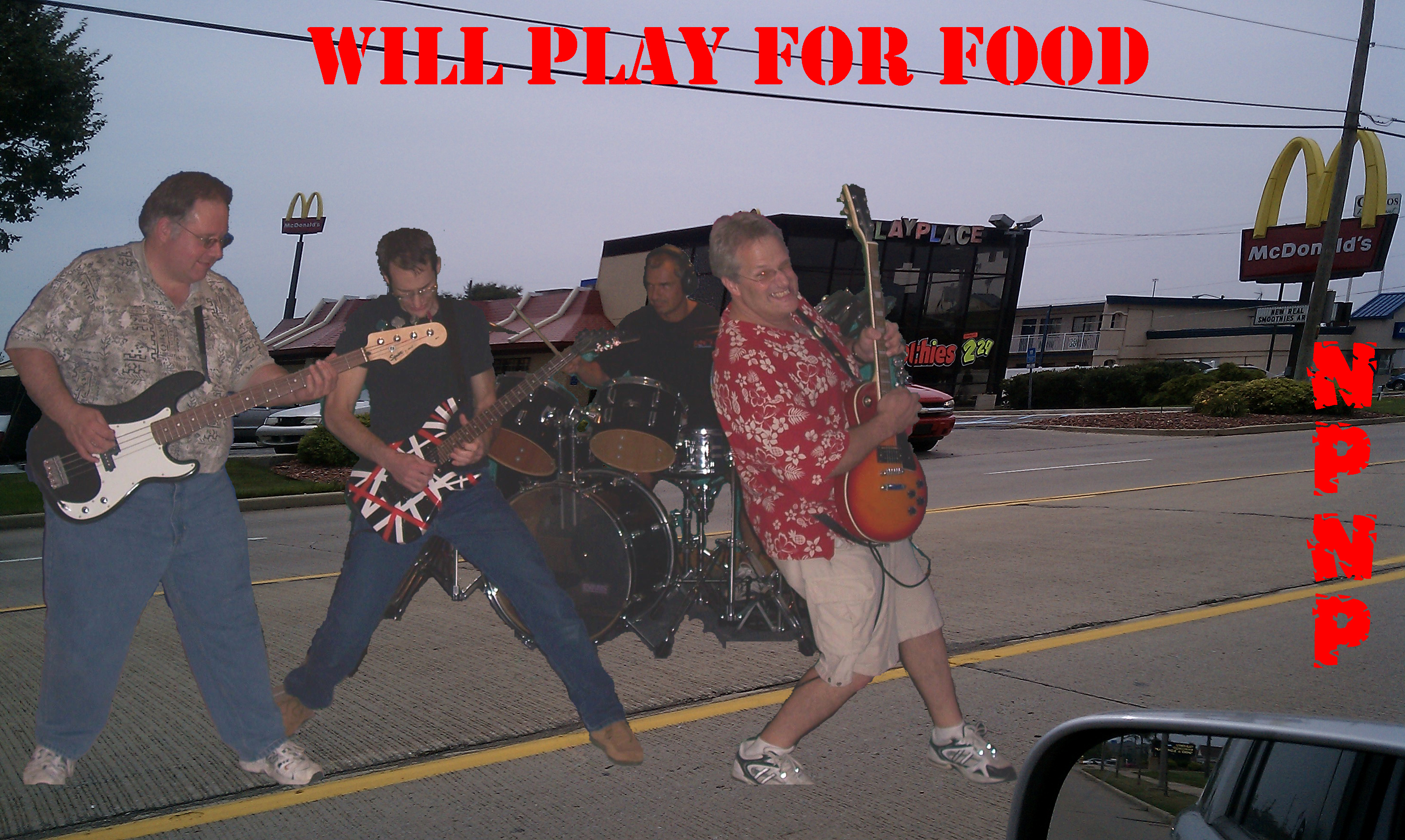 Will Play For Food album